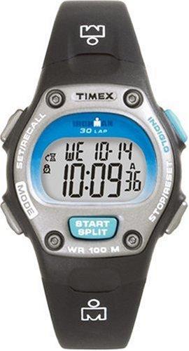 タイメックス 腕時計 レディース T5D901 Timex Ironman T5D901 Triathlon 30-Lap Traditional Midsize Watchタイメックス 腕時計 レディース T5D901