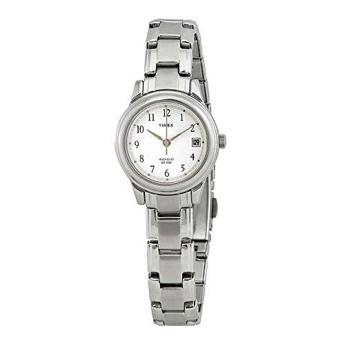 タイメックス 腕時計 レディース T29271 【送料無料】Timex Women's T29271 Porter Street Silver-Tone Stainless Steel Bracelet Watchタイメックス 腕時計 レディース T29271