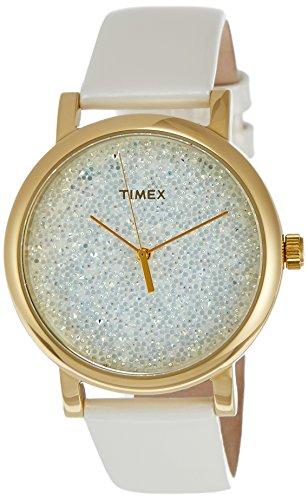 タイメックス 腕時計 レディース T2P278PF 【送料無料】Timex Originals T2P278 Ladies White Crystals Classic Round Watchタイメックス 腕時計 レディース T2P278PF