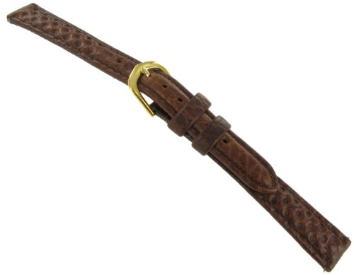 タイメックス 腕時計 レディース TX17712LBN 【送料無料】12mm Timex Ladies Padded Oil Leather Stitched Brown Long Watch Bandタイメックス 腕時計 レディース TX17712LBN