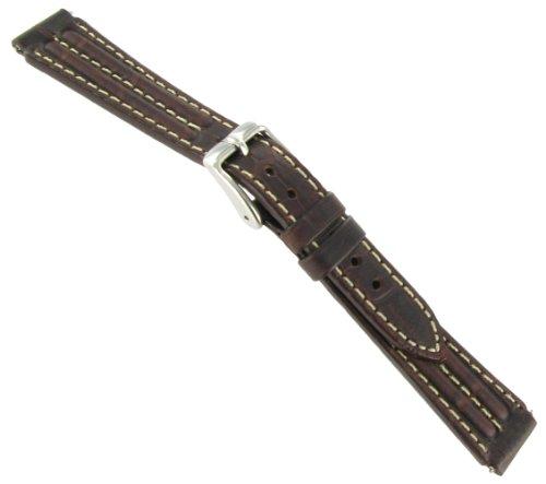 タイメックス 腕時計 レディース TX16714LBN 【送料無料】14mm Antique Croco Grain Ladies Watch Band by Timex Longタイメックス 腕時計 レディース TX16714LBN