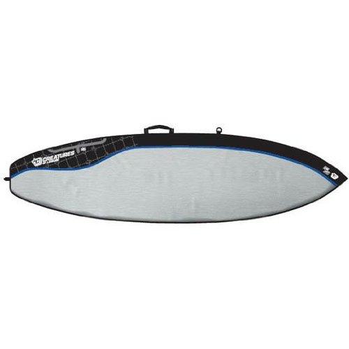サーフィン ボードケース バックパック マリンスポーツ Creatures of Leisure Hybrid Day Use Board Bag - 7 Foot 6 Inchサーフィン ボードケース バックパック マリンスポーツ