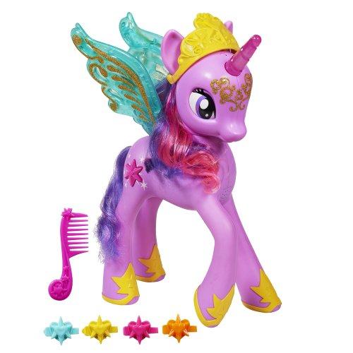 マイリトルポニー ハズブロ hasbro、おしゃれなポニー かわいいポニー ゆめかわいい 【送料無料】My Little Pony Feature Princess Twilight Sparkleマイリトルポニー ハズブロ hasbro、おしゃれなポニー かわいいポニー ゆめかわいい