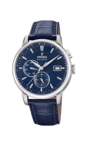 フェスティナ フェスティーナ スイス 腕時計 メンズ 【送料無料】Festina Timeless Chronograph F20280/3 Mens Chronograph Design Highlightフェスティナ フェスティーナ スイス 腕時計 メンズ