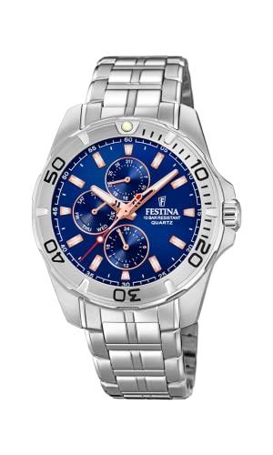 フェスティナ フェスティーナ スイス 腕時計 メンズ 【送料無料】Festina Watch Men's F20445/5 Day Date 10ATMフェスティナ フェスティーナ スイス 腕時計 メンズ