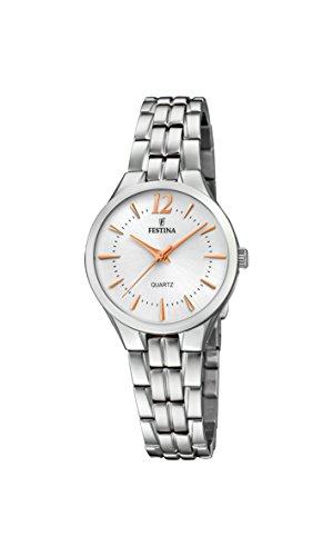 フェスティナ フェスティーナ スイス 腕時計 レディース 【送料無料】Festina Mademoiselle F20216/1 Wristwatch for women Design Highlightフェスティナ フェスティーナ スイス 腕時計 レディース