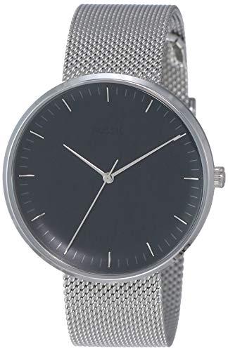 フォッシル 腕時計 レディース 【送料無料】Fossil Women's The Essentialist Three-Hand Silver-Tone Stainless Steel Watch ES4610フォッシル 腕時計 レディース