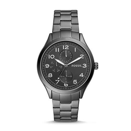 フォッシル 腕時計 メンズ 【送料無料】Fossil Wylie Multifunction Smoke Stainless Steel Watch BQ2485フォッシル 腕時計 メンズ