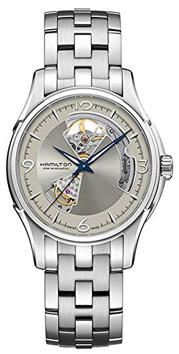 腕時計 ハミルトン メンズ 【送料無料】Hamilton Jazzmaster Open Heart Automatic Men's Watch H32565121腕時計 ハミルトン メンズ