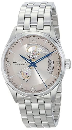 腕時計 ハミルトン メンズ 【送料無料】Hamilton Jazzmaster Open Heart Automatic Men's Watch H32705121腕時計 ハミルトン メンズ