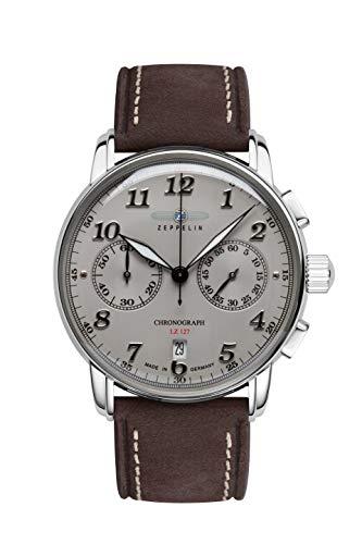 ツェッペリン 腕時計 メンズ ゼッペリン ドイツ 【送料無料】Zeppelin Men's Watch LZ 127 Chrono 8678-4ツェッペリン 腕時計 メンズ ゼッペリン ドイツ