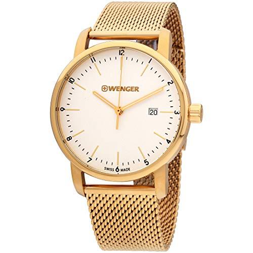 ウェンガー スイス メンズ 腕時計 【送料無料】Wenger 01.1741.112ウェンガー スイス メンズ 腕時計