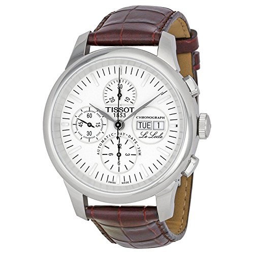腕時計 ティソ メンズ 【送料無料】Tissot Men's Le Locle Chronograph watch #T41131731腕時計 ティソ メンズ