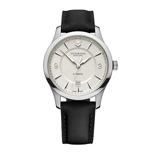 """ビクトリノックス スイス 腕時計 メンズ 【送料無料】Victorinox Alliance Mechanical Automatic White Dial Men""""s Watch 241871ビクトリノックス スイス 腕時計 メンズ"""