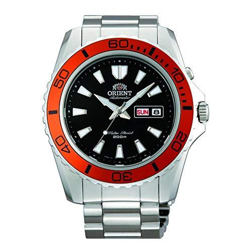 オリエント 腕時計 メンズ 【送料無料】Orient Men's Automatic Watch with Stainless Steel Strap, Grey, 22 (Model: FEM75004B9)オリエント 腕時計 メンズ