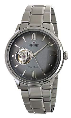 オリエント 腕時計 メンズ 【送料無料】ORIENT Classic Bambino Open Heart Automatic Gray Dial Watch RA-AG0029Nオリエント 腕時計 メンズ