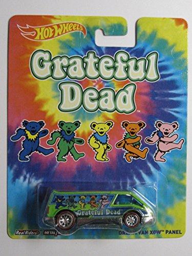 ホットウィール マテル ミニカー ホットウイール 【送料無料】Hot Wheels Pop Culture Grateful Dead Dream Van XGW Panelホットウィール マテル ミニカー ホットウイール