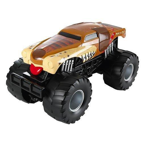 ホットウィール マテル ミニカー ホットウイール 【送料無料】Hot Wheels Monster Jam Truck Monster Mutt Sound Smashersホットウィール マテル ミニカー ホットウイール