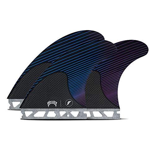 サーフィン フィン マリンスポーツ 【送料無料】Future Fins Mayhem Thruster Set - Largeサーフィン フィン マリンスポーツ