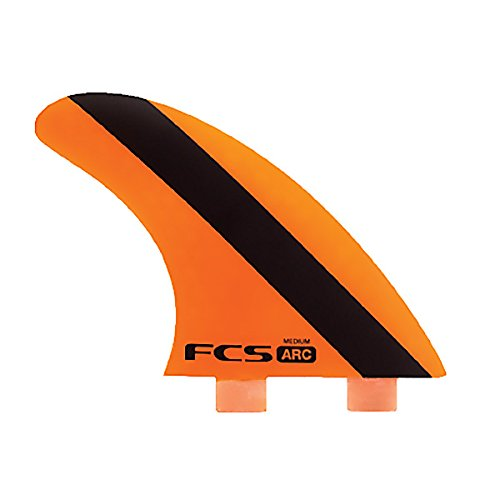 サーフィン フィン マリンスポーツ 【送料無料】FCS ARC PC Tri Fins Mediumサーフィン フィン マリンスポーツ