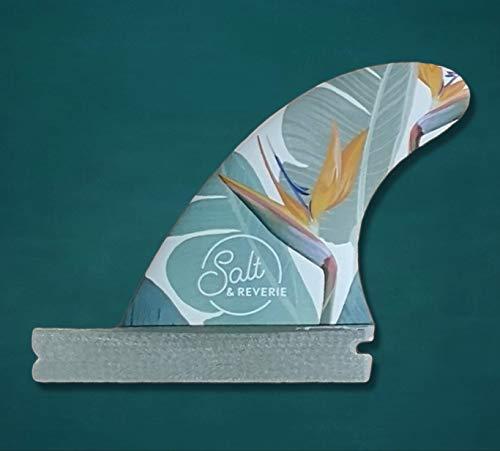 サーフィン フィン マリンスポーツ 【送料無料】Salt & Reverie Strelitzia Futures Side FINS (Set of 2 FINS)サーフィン フィン マリンスポーツ
