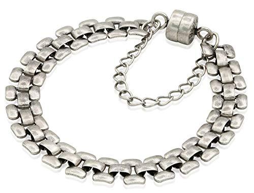 アレックスアンドアニ アメリカ アクセサリー ブランド かわいい 【送料無料】Alex and Ani Women's Glam Magnetic Bracelet, Rafaelian Silverアレックスアンドアニ アメリカ アクセサリー ブランド かわいい