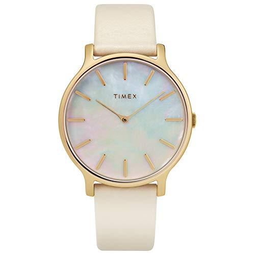 タイメックス 腕時計 メンズ 【送料無料】Timex Dress Watch (Model: TW2T35400VQ)タイメックス 腕時計 メンズ