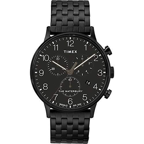 タイメックス 腕時計 メンズ 【送料無料】Timex (Black - Burnished Steel)タイメックス 腕時計 メンズ