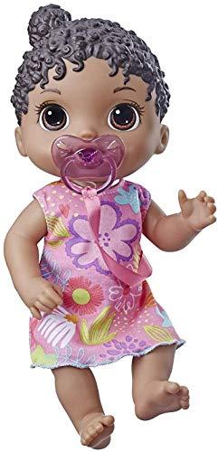 ベビーアライブ 赤ちゃん おままごと ベビー人形 【送料無料】Baby Alive Baby Lil Sounds: Interactive Black Hair Baby Doll for Girls & Boys Ages 3 & Up, Makes 10 Sound Effects, Including Giggles, Cries,ベビーアライブ 赤ちゃん おままごと ベビー人形
