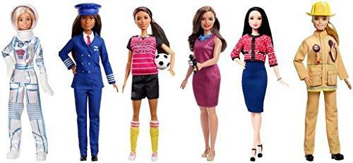 バービー バービー人形 バービーキャリア バービーアイキャンビー 職業 【送料無料】Barbie 60th Anniversary Career Doll Assortmentバービー バービー人形 バービーキャリア バービーアイキャンビー 職業