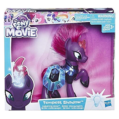 マイリトルポニー ハズブロ hasbro、おしゃれなポニー かわいいポニー ゆめかわいい 【送料無料】My Little Pony: The Movie Lightning Glow Tempest Shadowマイリトルポニー ハズブロ hasbro、おしゃれなポニー かわいいポニー ゆめかわいい