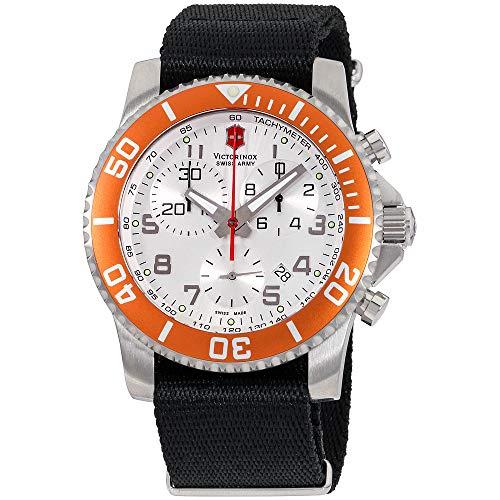 ビクトリノックス スイス 腕時計 メンズ 【送料無料】Victorinox Swiss Army Men's 241088 Maverick II Chronograph Watchビクトリノックス スイス 腕時計 メンズ