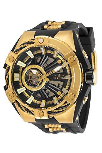 インヴィクタ インビクタ 腕時計 メンズ 【送料無料】Invicta S1 Rally Automatic Black Dial Open Heart Men's Watch 28860インヴィクタ インビクタ 腕時計 メンズ