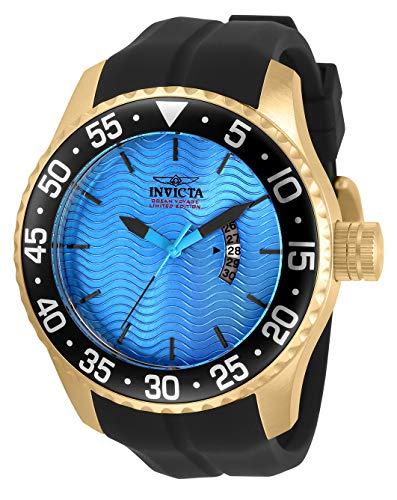 腕時計 インヴィクタ インビクタ メンズ 【送料無料】Invicta Pro Diver Quartz Blue Dial Men's Watch 32659腕時計 インヴィクタ インビクタ メンズ