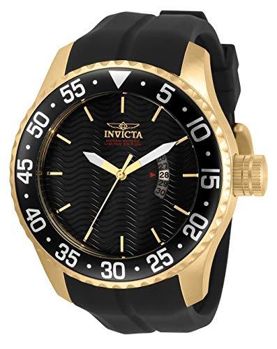 インヴィクタ インビクタ 腕時計 メンズ 【送料無料】Invicta Pro Diver Quartz Black Dial Men's Watch 32660インヴィクタ インビクタ 腕時計 メンズ
