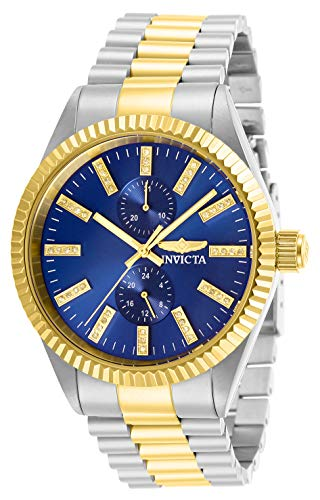 腕時計 インヴィクタ インビクタ メンズ 【送料無料】Invicta Specialty Quartz Blue Dial Men's Watch 29868腕時計 インヴィクタ インビクタ メンズ