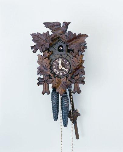 カッコー時計 インテリア 壁掛け時計 海外モデル アメリカ 【送料無料】Schneider Black Forest 9 Inch Cuckoo Clockカッコー時計 インテリア 壁掛け時計 海外モデル アメリカ