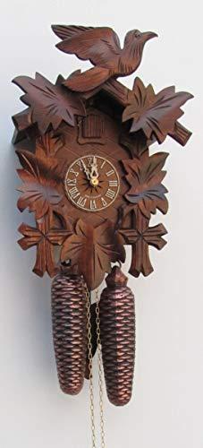 カッコー時計 インテリア 壁掛け時計 海外モデル アメリカ 【送料無料】Sternreiter - German Hand Carved Cuckoo Clock with Eight-day Movementカッコー時計 インテリア 壁掛け時計 海外モデル アメリカ
