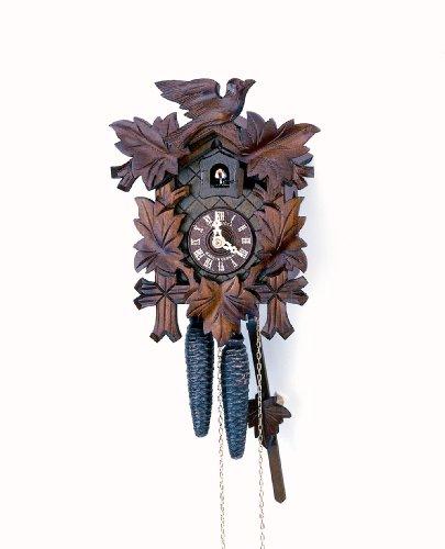 カッコー時計 インテリア 壁掛け時計 海外モデル アメリカ 【送料無料】Schneider 1 Day Cuckoo Clock 71/9カッコー時計 インテリア 壁掛け時計 海外モデル アメリカ
