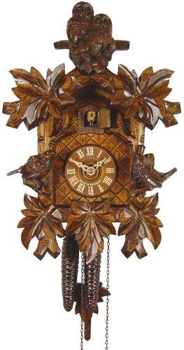 カッコー時計 インテリア 壁掛け時計 海外モデル アメリカ 【送料無料】August Schwer Cuckoo Clock 2 Owls 1.8511.01.Pカッコー時計 インテリア 壁掛け時計 海外モデル アメリカ