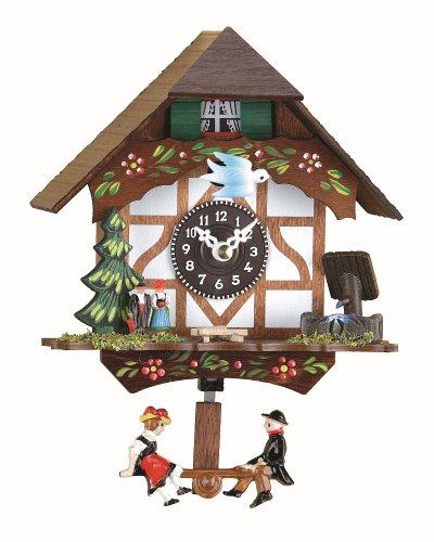 カッコー時計 インテリア 壁掛け時計 海外モデル アメリカ 【送料無料】Trenkle Black Forest Clock Black Forest Houseカッコー時計 インテリア 壁掛け時計 海外モデル アメリカ