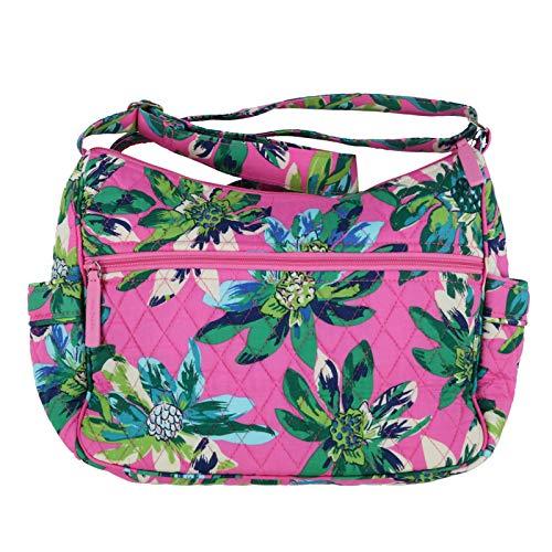 ヴェラブラッドリー ベラブラッドリー アメリカ フロリダ州マイアミ 日本未発売 【送料無料】Vera Bradley On The Go Bag (One Size, Tropical Paradise)ヴェラブラッドリー ベラブラッドリー アメリカ フロリダ州マイアミ 日本未発売