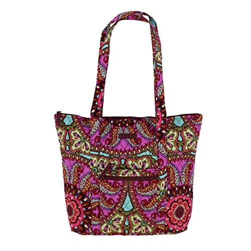 ヴェラブラッドリー ベラブラッドリー アメリカ フロリダ州マイアミ 日本未発売 【送料無料】Vera Bradley Villager Bag (One Size, Resort Medallion)ヴェラブラッドリー ベラブラッドリー アメリカ フロリダ州マイアミ 日本未発売