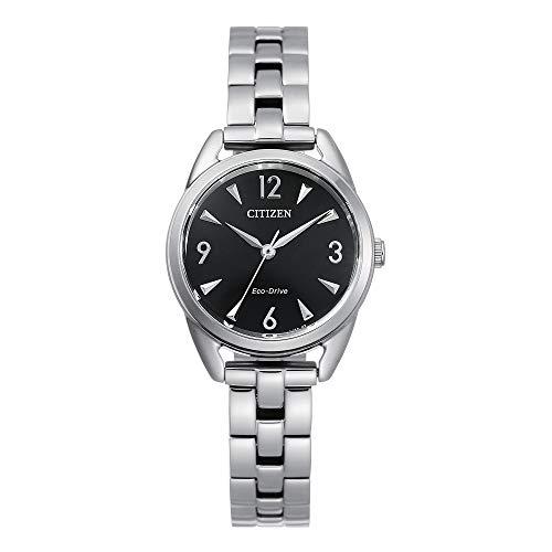 腕時計 シチズン 逆輸入 海外モデル 海外限定 【送料無料】Citizen Women's Drive Quartz Stainless Steel Strap, Silver, 11 Casual Watch (Model: EM0680-70E)腕時計 シチズン 逆輸入 海外モデル 海外限定