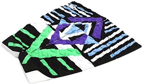 サーフィン ボードケース バックパック マリンスポーツ 夏のアクティビティ特集 Sticky Bumps Quizon Black / Purple Surfboard Traction Padサーフィン ボードケース バックパック マリンスポーツ 夏のアクティビティ特集