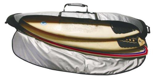 サーフィン ボードケース バックパック マリンスポーツ Double Surfboard Bag Day Coffin Superslim Multi by Curve 6'10サーフィン ボードケース バックパック マリンスポーツ