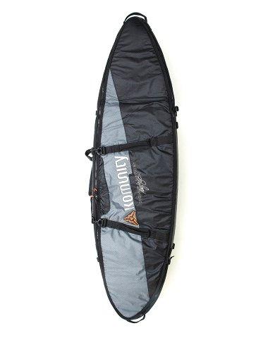 サーフィン ボードケース バックパック マリンスポーツ Kelly Slater's Komunity Project Stormrider Traveller Double Shortboard Surfboard Travel Bag - 6'8サーフィン ボードケース バックパック マリンスポーツ
