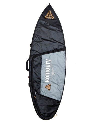 サーフィン ボードケース バックパック マリンスポーツ Komunity Project Kelly Slater's Stormrider Traveller Single Shortboard Surfboard Travel Bag - 7'4サーフィン ボードケース バックパック マリンスポーツ