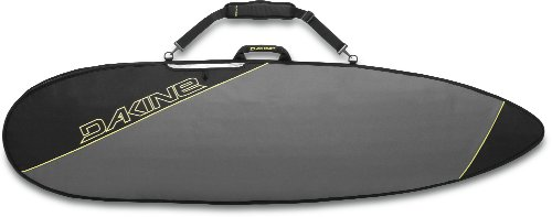 サーフィン ボードケース バックパック マリンスポーツ 6015002-Charcoal Dakine Daylight Deluxe Thruster Bag, Charcoal, 6-Feet 10-Inchサーフィン ボードケース バックパック マリンスポーツ 6015002-Charcoal