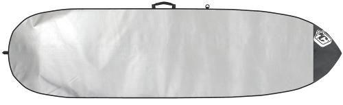 サーフィン ボードケース バックパック マリンスポーツ 【送料無料】Creatures of Leisure Retro Fish Lite Day Bag - Silver - 6'3